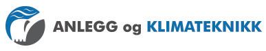 Anlegg og Klimateknikk Logo